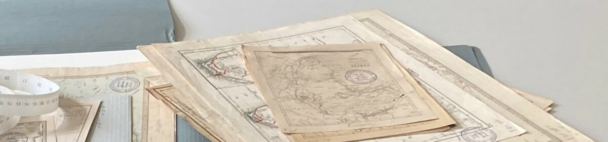 Mapping Africa and Asia